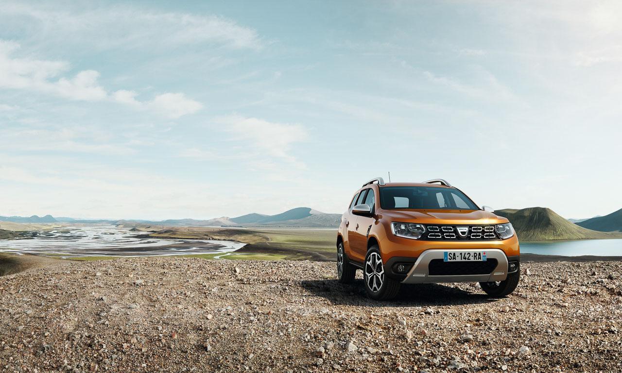 Dacia Duster Preise 2 - Der Dacia Duster bleibt das günstigste SUV in Deutschland - Preise angekündigt
