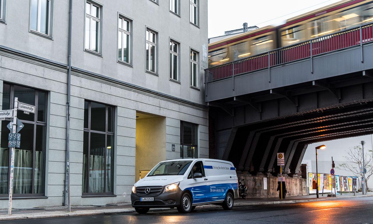 Der DHL Streetscooter ist nicht mehr alleine Daimler steigt mit dem eVito ein AUTOmativ.de Benjamin Brodbeck 4 - Der DHL Streetscooter ist nicht mehr alleine: Daimler steigt mit dem eVito ein