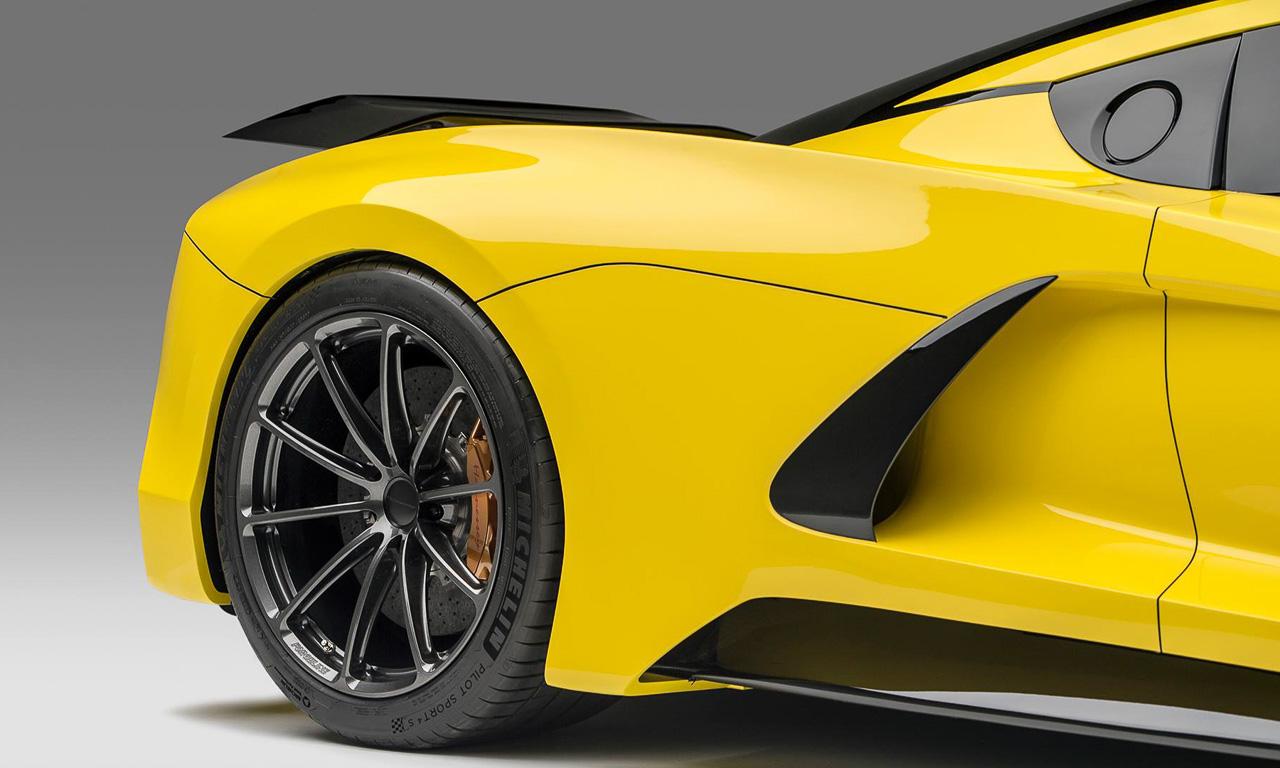 Hennessey Venom F5 4 - Hennessey Venom F5 mit 482 Km/h Topspeed gegen Bugatti Chiron