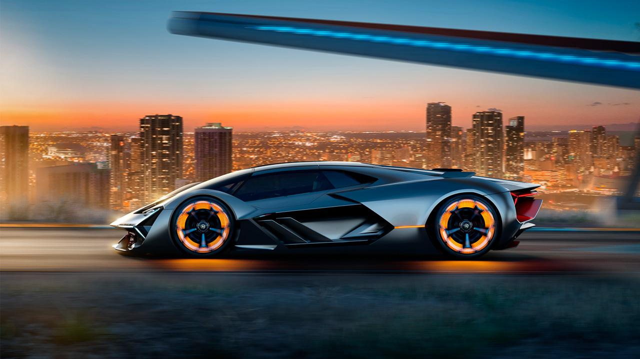 Lamborghini Terzo Millennio 16 - Lamborghini Terzo Millennio: Auch elektrische Supersportwagen werden mal heiß!