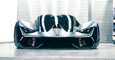 Lamborghini Terzo Millennio 9 390x205 - Lamborghini Terzo Millennio: Auch elektrische Supersportwagen werden mal heiß!
