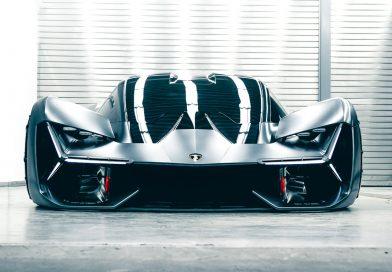 Lamborghini Terzo Millennio: Auch elektrische Supersportwagen werden mal heiß!