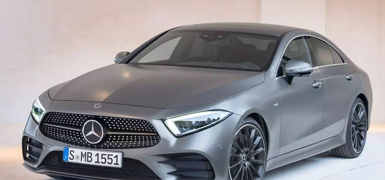 Neuer Mercedes-Benz CLS (2018) mit neuem Reihen-Sechszylinder