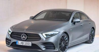 Mercedes Benz CLS 2018 NEU AUTOmativ.de Benjamin Brodbeck 6 390x205 - Neuer Mercedes-Benz CLS (2018) mit neuem Reihen-Sechszylinder