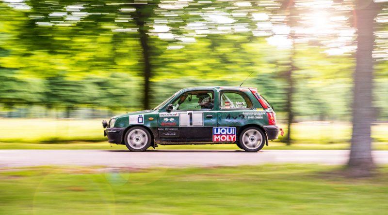 Merk Motorsport Podium Mossandl Rallye AUTOmativ.de Benjamin Brodbeck Constantin Merk Henry Miller 800x445 - Merk Motorsport holt bei der Mossandl-Rallye 2017 wieder Podium