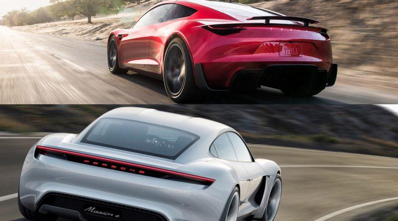Tesla Roadster Supersportwagen Elon Musk 402 Kmh Porsche Mission E AUTOmativ.de Benjamin Brodbeck COVERBILD 800x445 - Der neue Tesla Roadster ist jetzt die größte Herausforderung für den Porsche Mission E