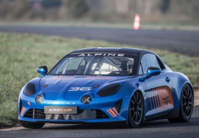 Alpine A110 Cup – heiße Rennaction mit eigenem Markenpokal