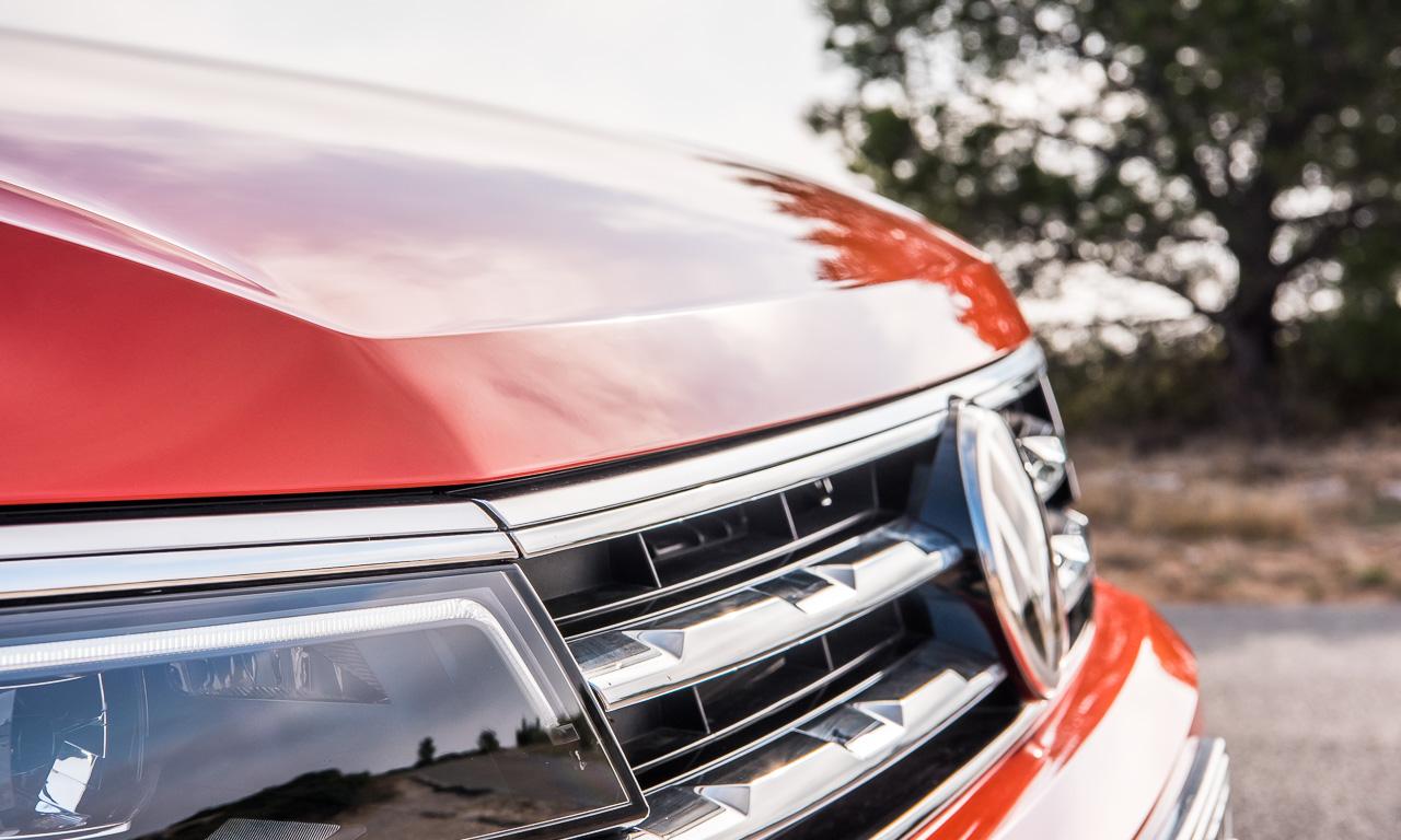 VW Volkswagen Tiguan Allspace im Test Fahrbericht Tiguan XXL 4Motion Allrad Langer Radstand AUTOmativ.de Benjamin Brodbeck 12 - Test: Der VW Tiguan Allspace ist der Touran für spannendere Familienväter