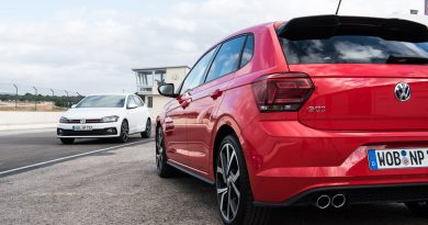1VW Volkswagen Polo GTI 2018 im Fahrbericht Test AUTOmativ.de Benjamin Brodbeck 21 390x205 - Noch mehr Fahrspaß: VW Polo GTI jetzt auch als Handschalter bestellbar