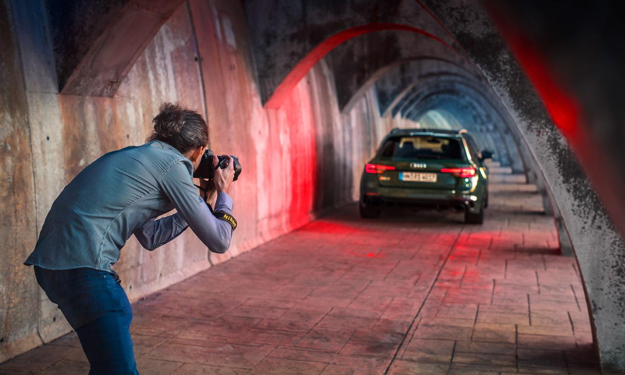 Audi RS4 Avant im Test und Fahrbericht AUTOmativ.de Benjamin Brodbeck Audi Sport Tobias Sagmeister 15 - Test neuer Audi RS4 Avant: Langstreckensportler für Kind und Kegel - und Grünverschnitt