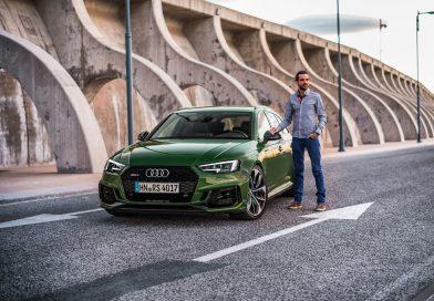 Test neuer Audi RS4 Avant: Langstreckensportler für Kind und Kegel – und Grünverschnitt