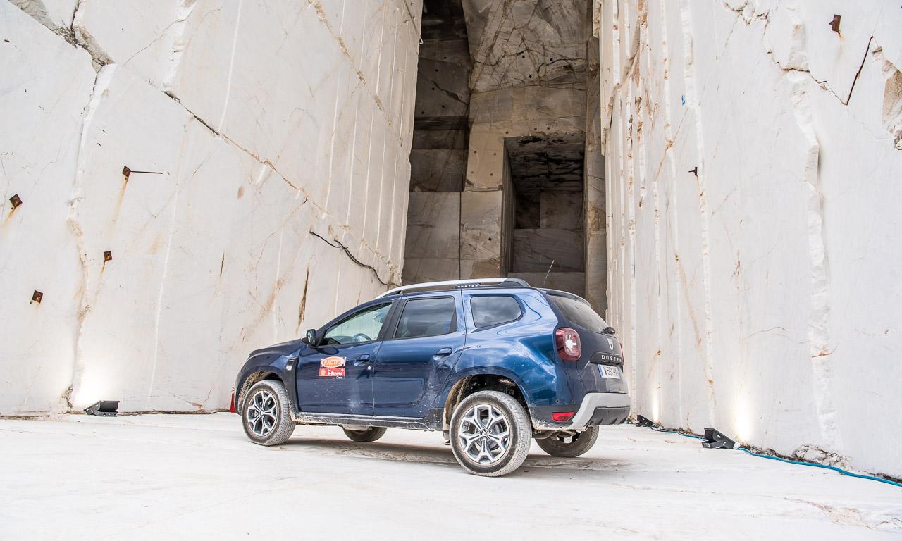Dacia Duster zweite Generation im Test Fahrbericht AUTOmativ.de Benjamin Brodbeck Griechenland 2 10 - Fahrbericht Dacia Duster TCe 125 und dCi 110 (2018): Status zählt also doch