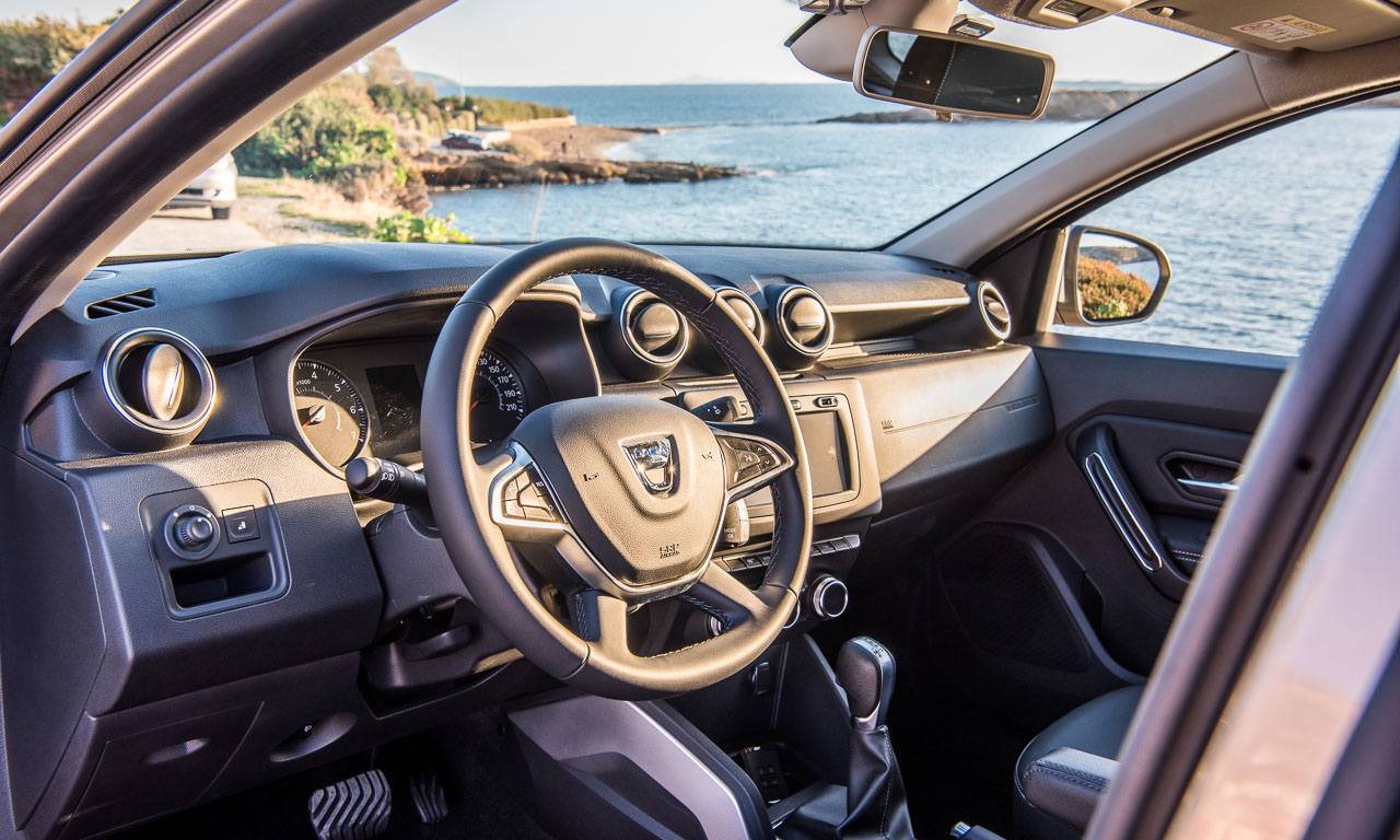 Dacia Duster zweite Generation im Test Fahrbericht AUTOmativ.de Benjamin Brodbeck Griechenland 2 36 - Fahrbericht Dacia Duster TCe 125 und dCi 110 (2018): Status zählt also doch