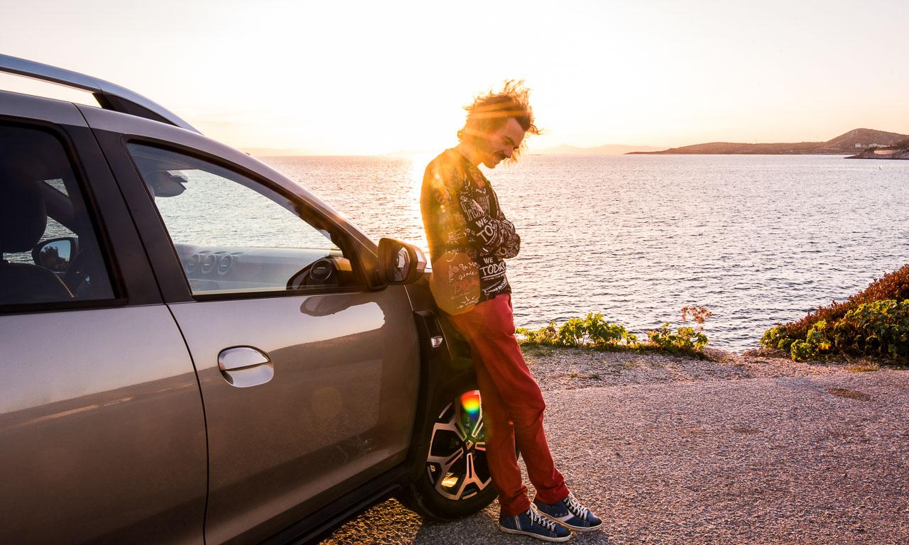Dacia Duster zweite Generation im Test Fahrbericht AUTOmativ.de Benjamin Brodbeck Griechenland 2 46 - Fahrbericht Dacia Duster TCe 125 und dCi 110 (2018): Status zählt also doch