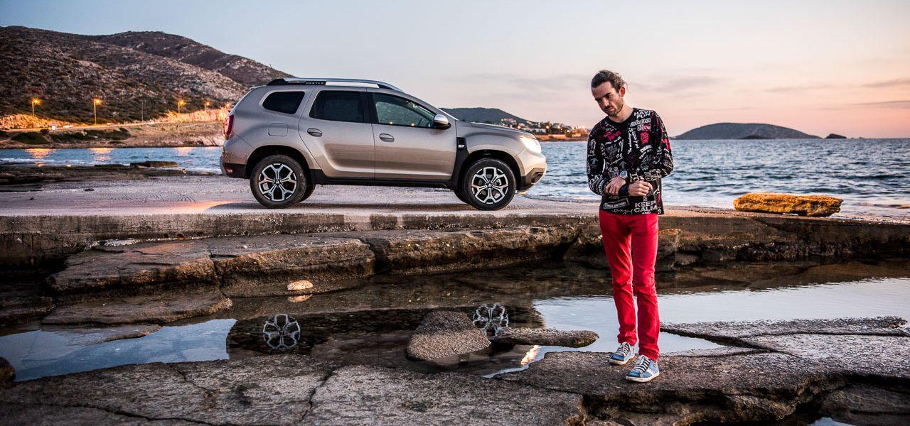 Dacia Duster zweite Generation im Test Fahrbericht AUTOmativ.de Benjamin Brodbeck Griechenland 2 59 1280x600 - Fahrbericht Dacia Duster TCe 125 und dCi 110 (2018): Status zählt also doch