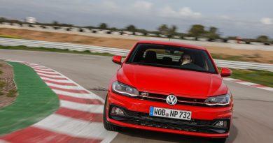 VW Volkswagen Polo GTI 2018 im Fahrbericht Test AUTOmativ.de Benjamin Brodbeck 16 390x205 - Fahrbericht: VW Polo GTI (2018) lässt den Golf R auf dem Rundkurs nicht in Ruhe