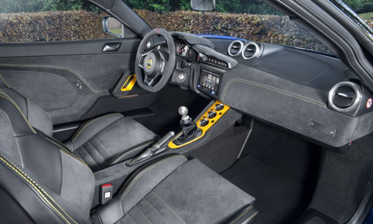 Beitrag 750x450 - Lotus Evora GT 410 Sport: Sondermodell jagt Sondermodell
