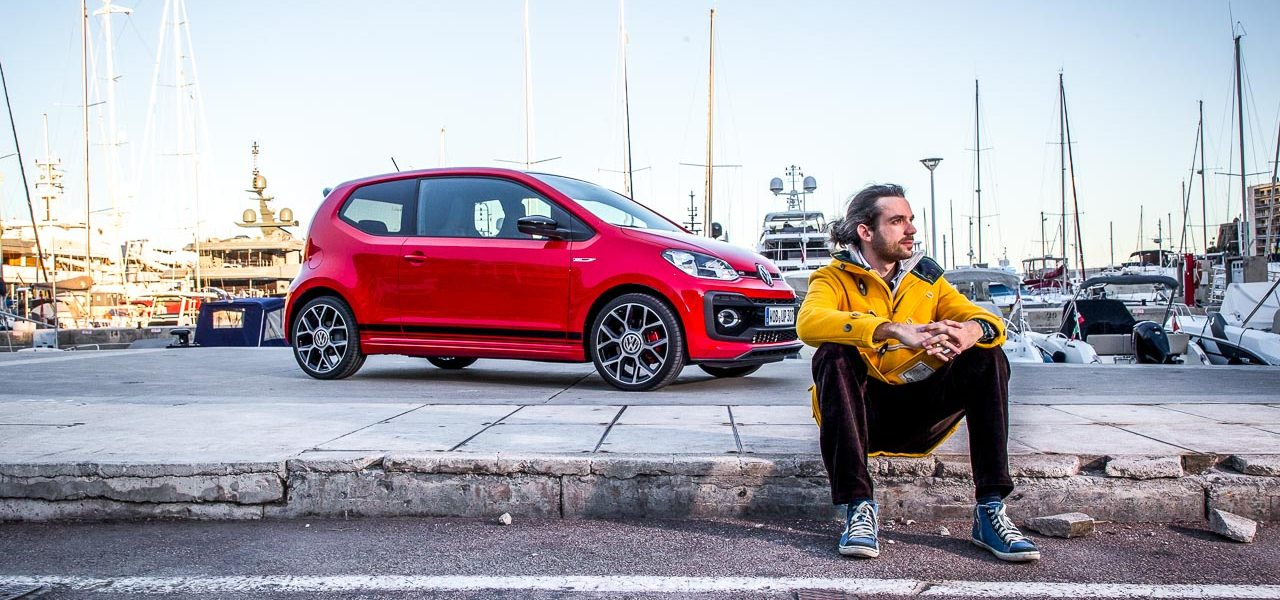 Erster Fahrbericht neuer VW up! GTI: Eher ein GT als ein GTI