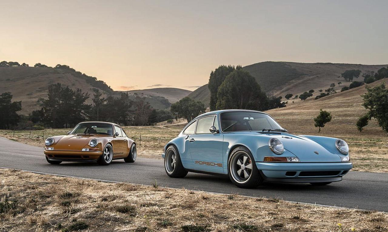 Singer Porsche Singer Vehicle Design AUTOmativ.de Fabio Baumann Benjamin Brodbeck 3 - Singer-Porsche: Der Hype um das Revival eines ganz besonderen Porsche 911