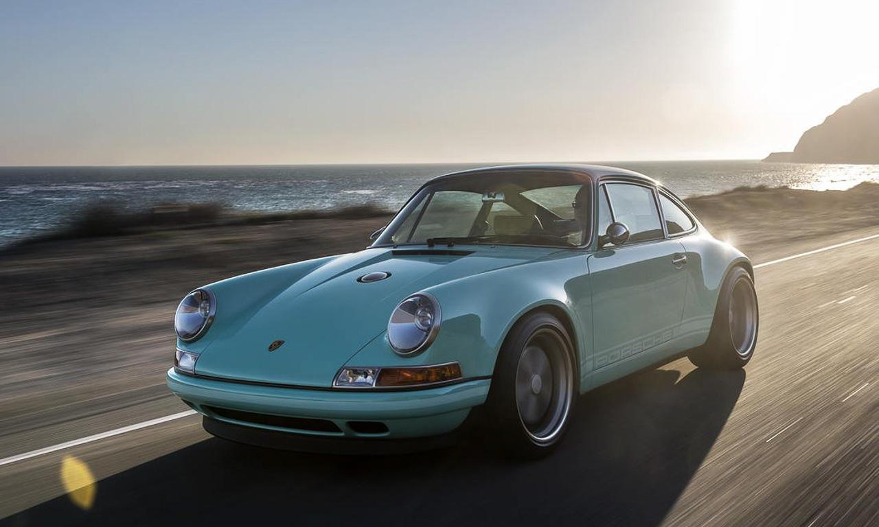 Singer Porsche Singer Vehicle Design AUTOmativ.de Fabio Baumann Benjamin Brodbeck 5 - Singer-Porsche: Der Hype um das Revival eines ganz besonderen Porsche 911