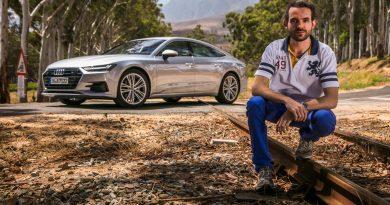 Audi A7 2018 Vorstellung Weltpremiere Sportcoupe Ingolstadt Rupert Stadler Marc Lichte AUTOmativ.de Benjamin Brodbeck 51 390x205 - Fahrbericht Audi A7 Sportback 50 TDI: Ist der Schöne auch der Interessante?
