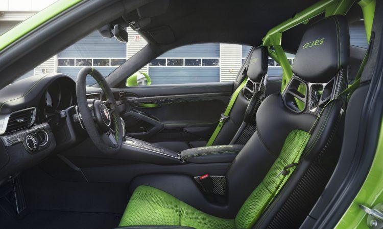 Beitrag 1 750x450 - Porsche 911 GT3 RS (2018) - Der Sportwagenhimmel ist grün