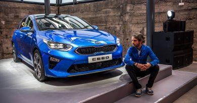 Kia Ceed 2018 Test Hyundai AUTOmativ.de Benjamin Brodbeck 8 390x205 - Sitzprobe neuer Kia Ceed (2018): Knackiger Kompakter kommt auch als Sportswagon