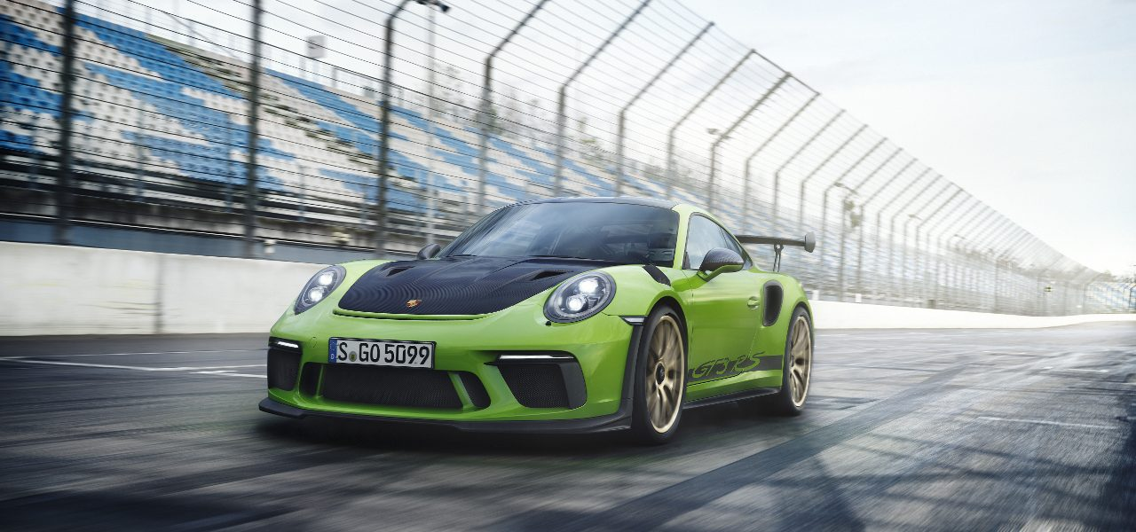Titel 2 1280x600 - Porsche 911 GT3 RS (2018) - Der Sportwagenhimmel ist grün