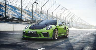 Titel 2 390x205 - Porsche 911 GT3 RS (2018) - Der Sportwagenhimmel ist grün