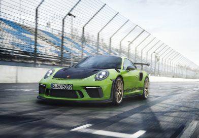 Porsche 911 GT3 RS (2018) – Der Sportwagenhimmel ist grün