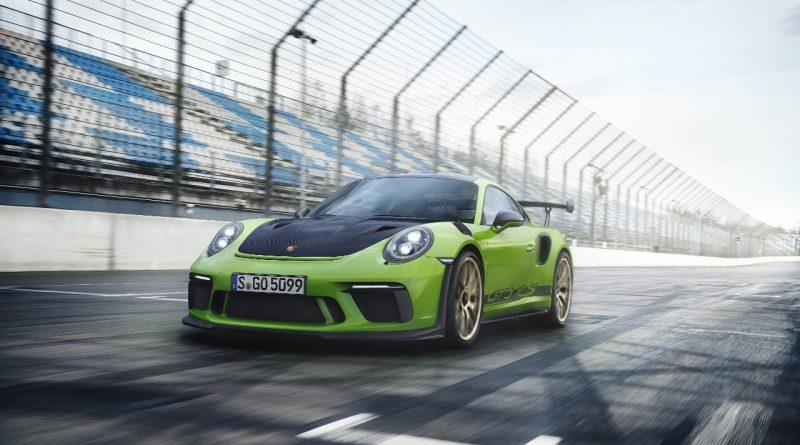 Titel 2 800x445 - Porsche 911 GT3 RS (2018) - Der Sportwagenhimmel ist grün