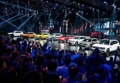 Klare Ansage für China: Volkswagen bringt 12 neue SUV bis 2020