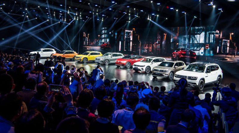 VW Volkswagen Touareg Premiere Peking 2018 SUV T Roc Langer Radstand Ateca SUV Offensive China AUTOmativ.de Benjamin Brodbeck 28 800x445 - Klare Ansage für China: Volkswagen bringt 12 neue SUV bis 2020