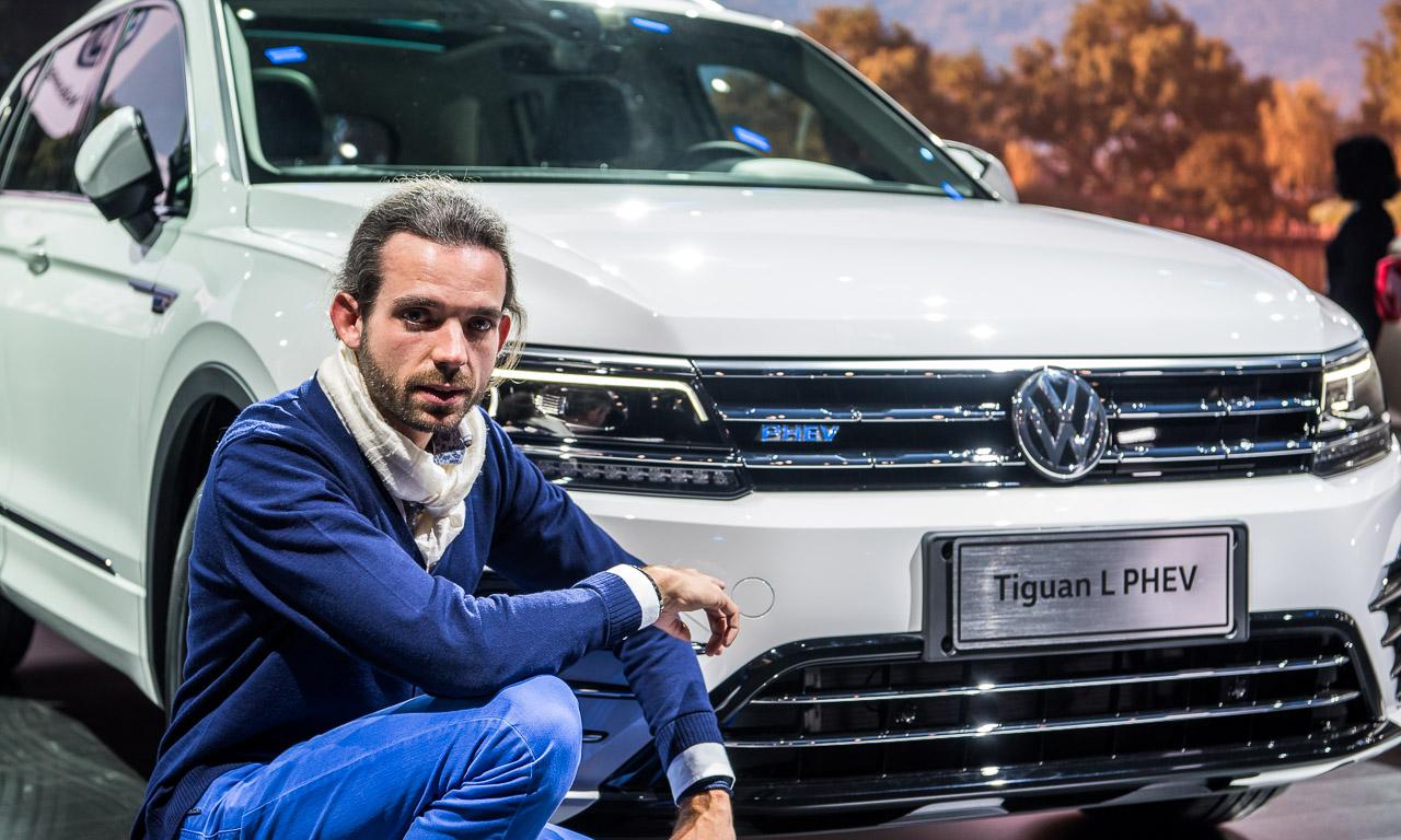 VW Volkswagen Touareg Premiere Peking 2018 SUV T Roc Langer Radstand Ateca SUV Offensive China AUTOmativ.de Benjamin Brodbeck 50 - Klare Ansage für China: Volkswagen bringt 12 neue SUV bis 2020