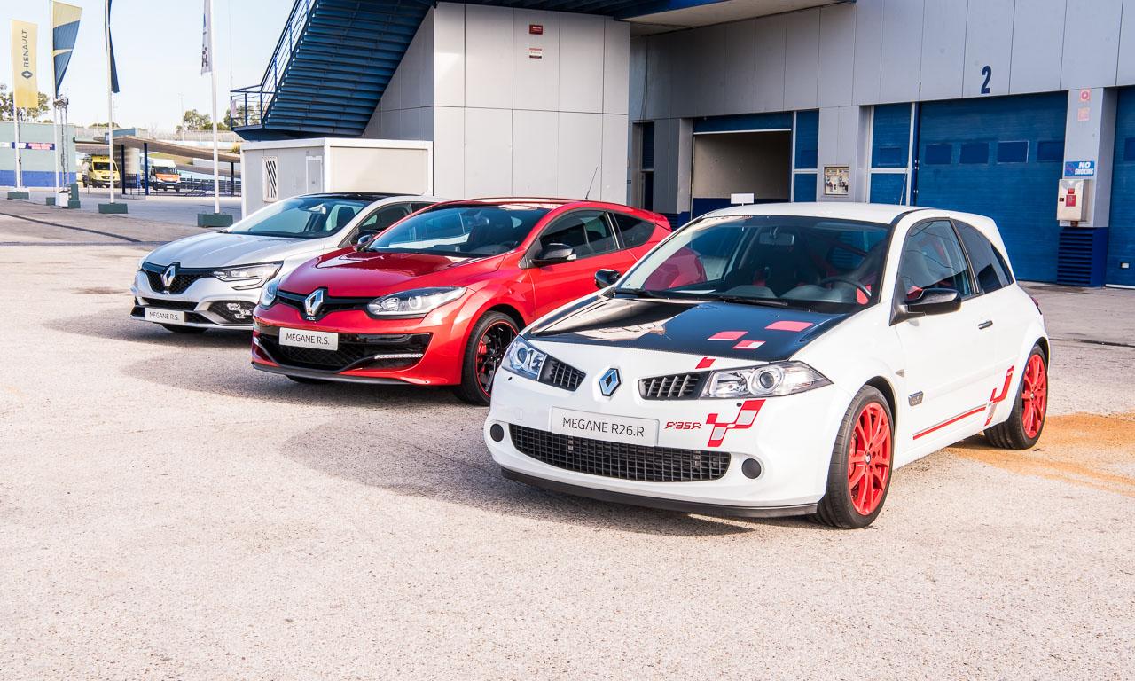 1Renault Megane RS Fahrbericht und Test Megane AUTOmativ.de Benjamin Brodbeck Launch Control Racetrack YOUTUBECOVER 60 - Fahrbericht Renault Mégane R.S. (2018) Cup: Ungezähmt und unzensiert