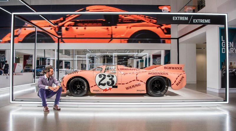 70 Jahre Porsche VW Group Drive Ausstellung Porsche Museum Berlin Rundgang 911 Magazin Benjamin Brodbeck AUTOmativ.de 38 800x445 - Nachts im Museum: 70 Jahre Porsche im VW Drive Group Forum Berlin Friedrichsstraße