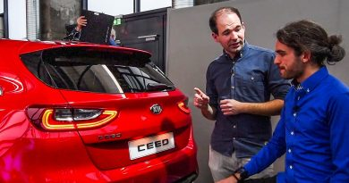 Kia Ceed 2018 Test Hyundai AUTOmativ.de Benjamin Brodbeck 2 2 390x205 - Alle Details zum neuen Kia Ceed (2018) - Deep-Dive Spirit und Platinum