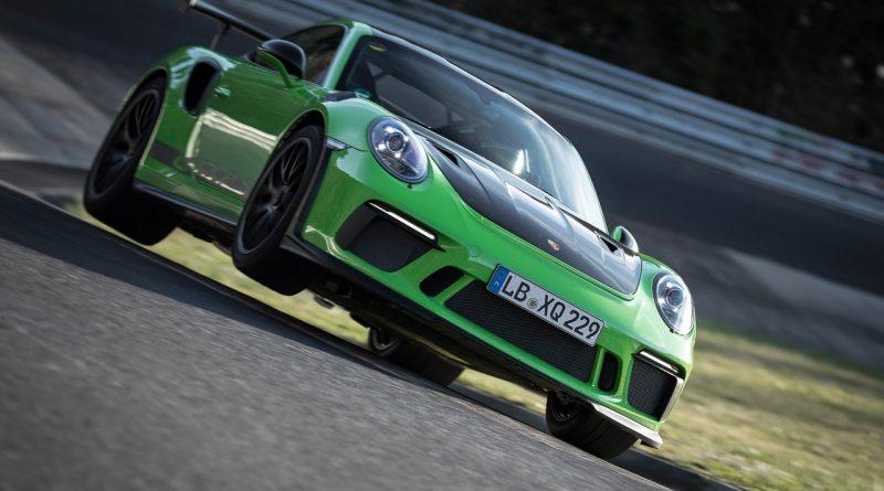 Rekorde Nordschleife Nuerburgring Rekordtabelle Porsche 911 GT3 RS als Rekordhalter AUTOmativ.de Benjamin Brodbeck 800x445 - Rekorde Nordschleife - Nürburgring Rekordtabelle