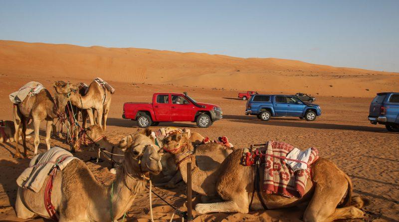 Volkswagen VW Amarok Experience Tour 2018 Oman VW Nutzfahrzeuge Volkswagen Nutzfahrzeuge VW Amarok Offroad AUTOmativ.de Benjamin Brodbeck 100 1 800x445 - BILDERGALERIE: VW Amarok Adventure Tour 2018 durch den Oman
