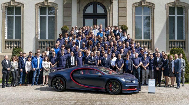 Bugatti Chiron 100 Einheiten Spezial AUTOmativ.de 1 800x445 - Die Welt hat viel Geld: 100. Bugatti Chiron gebaut