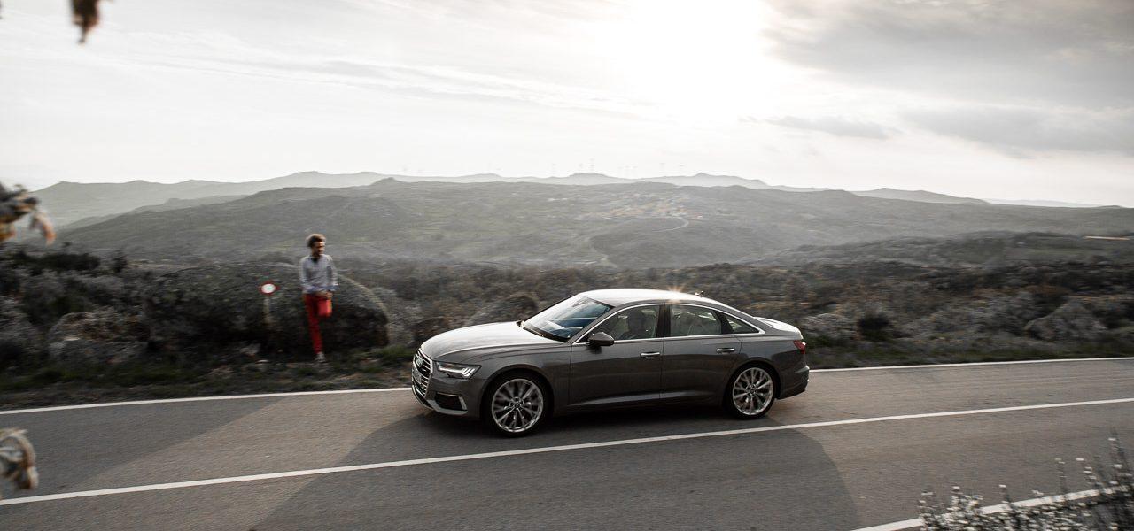 Neuer Audi A6 55 TFSI C8 im Test und Fahrbericht Porto Audi A6 40 TDI Test Audi A6 50 TDI Test AUTOmativ.de Benjamin Brodbeck 19 1280x600 - Neuer Audi A6 55 TFSI (C8) im ersten Fahrbericht: Geschmeidiger Komfort-Athlet