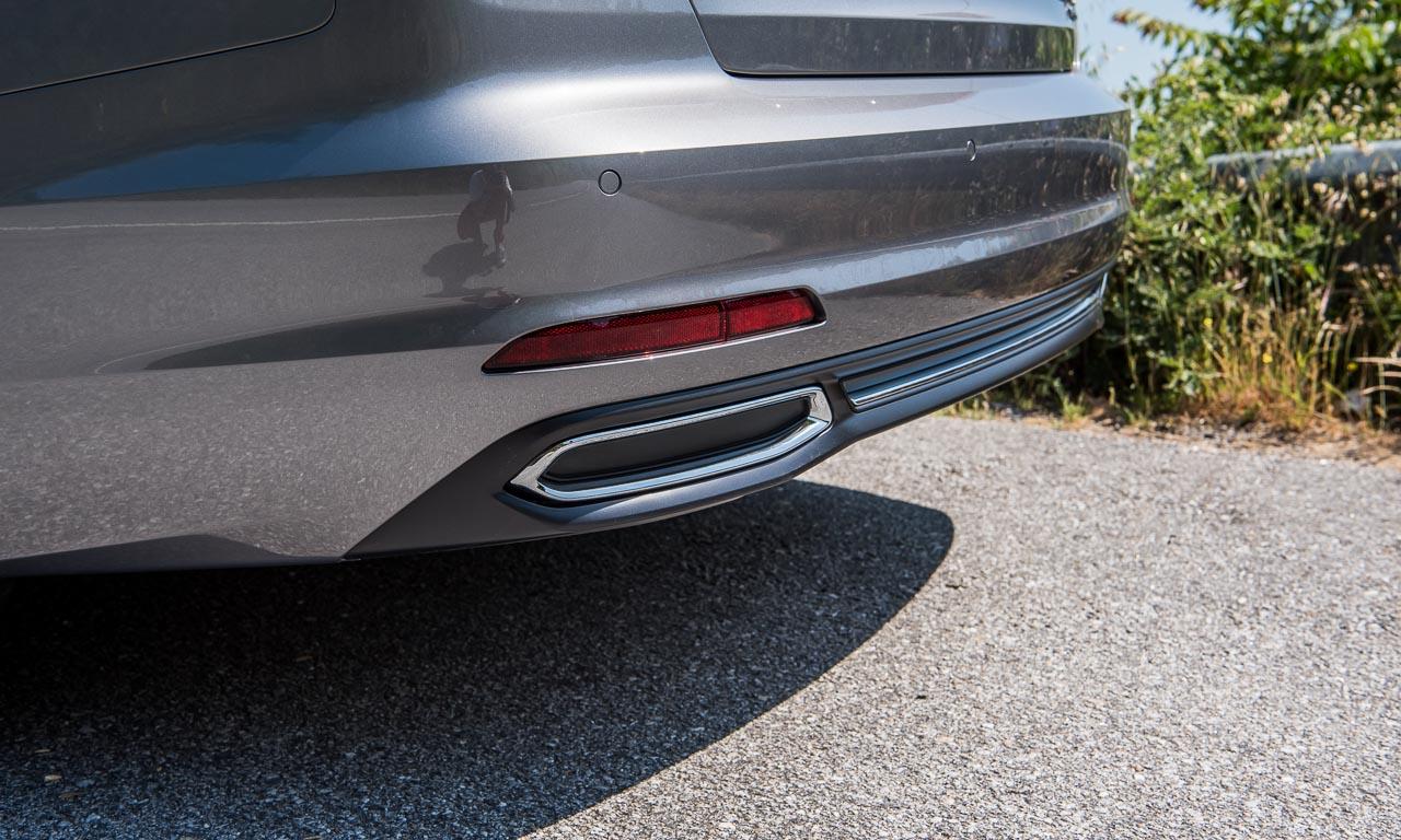 Neuer Audi A6 55 TFSI C8 im Test und Fahrbericht Porto Audi A6 40 TDI Test Audi A6 50 TDI Test AUTOmativ.de Benjamin Brodbeck 3 - Neuer Audi A6 55 TFSI (C8) im ersten Fahrbericht: Geschmeidiger Komfort-Athlet