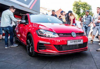 VW Golf GTI TCR (2018): Erste Sitzprobe beim GTI-Treffen am Wörthersee