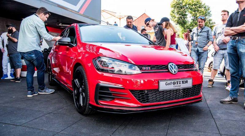 Woerthersee Golf GTI Jamie Orr Volkswagen AUTOmativ.de Benjamin Brodbeck 72 800x445 - VW Golf GTI TCR (2018): Erste Sitzprobe beim GTI-Treffen am Wörthersee