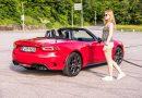 Abarth 124 Spider Test Fahrbericht AUTOmativ.de Benjamin Brodbeck Ilona Farsky Stefan Emmerich 718 Boxster Mazda MX 5 LQ 34 130x90 - Erstes Audi Elektroauto: Audi e-tron feiert sonnige Supersause in Kopenhagen