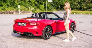 Abarth 124 Spider – Der Ferrari unter den Mittelklasseautos