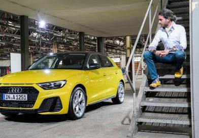 Erste Sitzprobe im neuen Audi A1 (2018): Fesch, frisch und knackig!