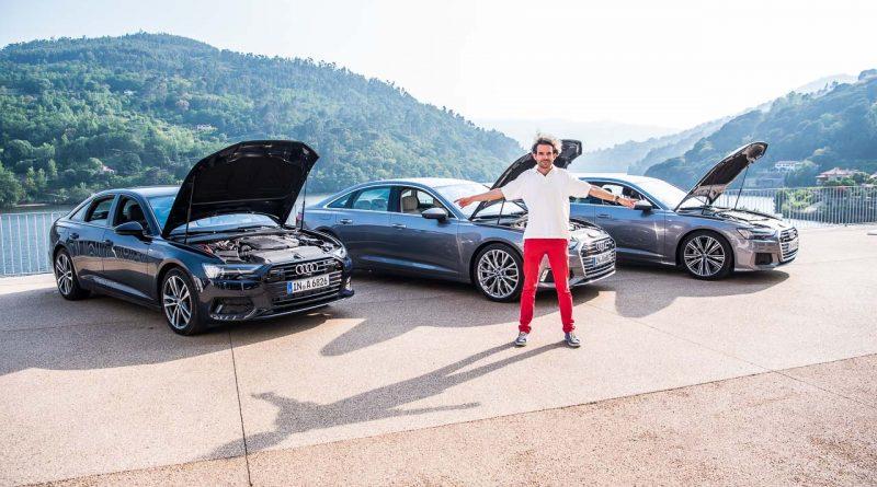 Neuer Audi A6 55 TFSI C8 im Test und Fahrbericht Porto Audi A6 40 TDI Test Audi A6 50 TDI Test AUTOmativ.de Benjamin Brodbeck 24 800x445 - Motorisierungen neuer Audi A6 (2018): Welche ist die Beste?