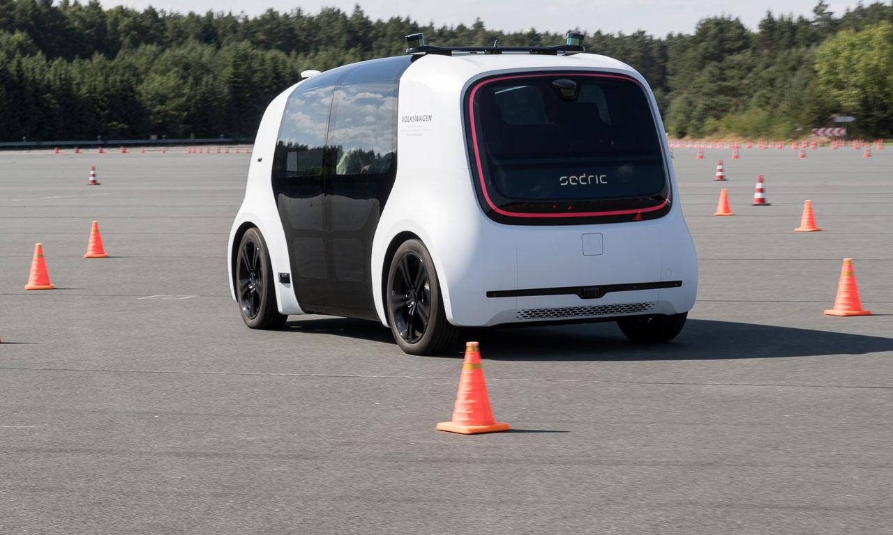 Volkswagen AG Ehra Lessien Sedric Fahren AUTOmativ.de Benjamin Brodbeck 9 - Ist SEDRIC die Zukunft? Ein exklusiver Besuch im hochgeheimen Ehra-Lessien