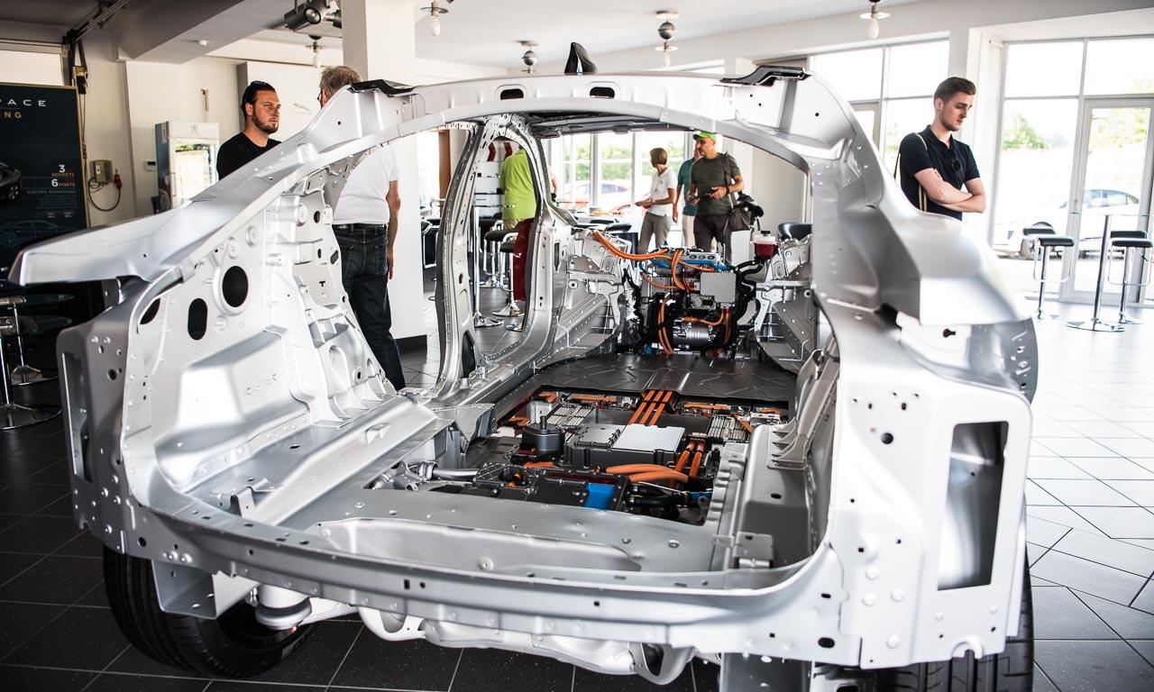 1Jaguar I Pace 2018 im Fahrbericht und Test Elektroauto AUTOmativ.de Benjamin Brodbeck 21 - Fahrbericht Jaguar I-Pace HSE (2018): Das erste wirklich schlüssige Elektroauto?